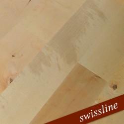 Ahorn Natur UV-geölt, 540x70mm swissline, Kurzstab