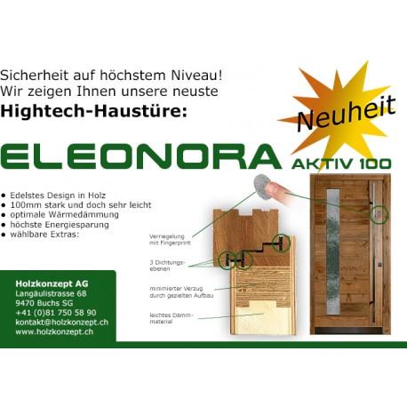 Hightech Haustüre Eleonora aktiv 100