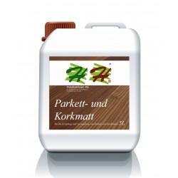 Parkett- und Korkmatt 5L