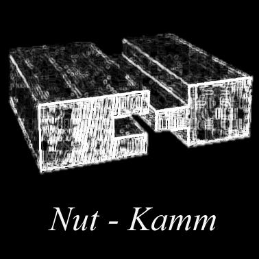 Nut-Kamm-Verbindung